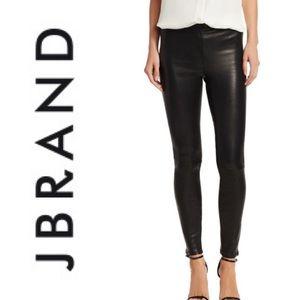J BRAND Edita Leather Leggings